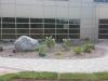 Hospital memorial garden 3