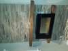 Stone fireplace surround SPA