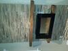 Stone fireplace surround SPA